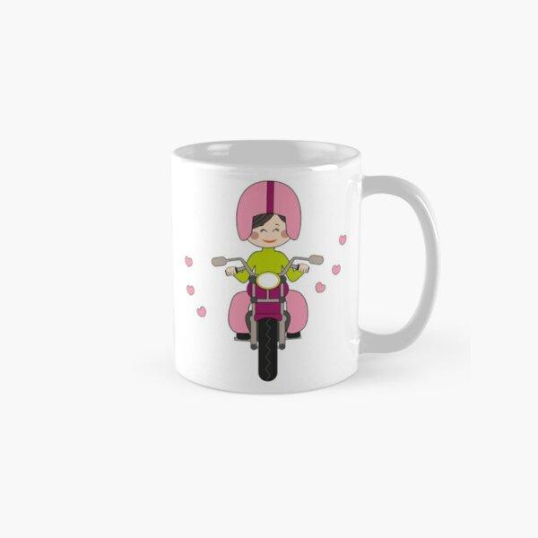Kiara - Motorradfahren Tasse (Standard)