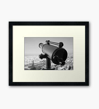Overlooked Framed Print