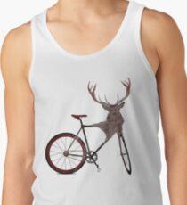 Stag Bike Tank Top