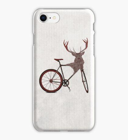 Stag Bike iPhone Case/Skin