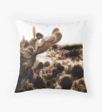Aruba Vastness Throw Pillow