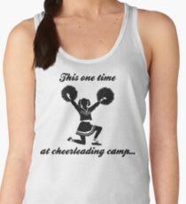 Cheerleading Camp Women's Tank Top