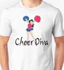 Cheer Diva Unisex T-Shirt