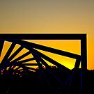 High Trestle Bridge Over the Des Moines River Valley by Jordan Selha