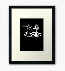 Stalemate Framed Print