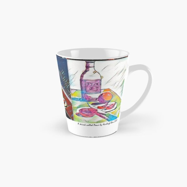 A Drink Called Peace Tall Mug