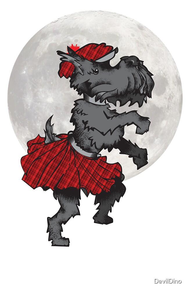 Scotty Dog by DevilDino