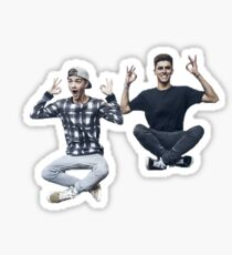 Jack & Jack cutout Sticker