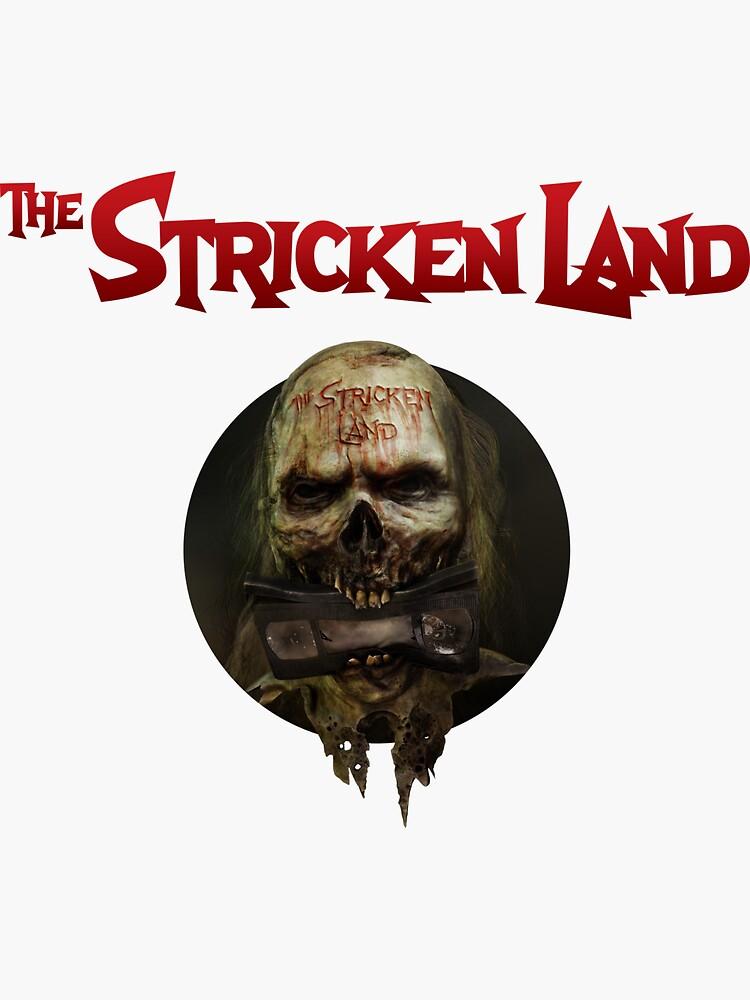 The Stricken Land official website logo by FilmFiend