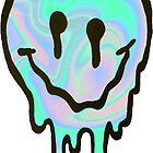 Hologram Smile by Kt Farello Designs