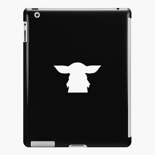 Silhouette extraterrestre Coque rigide iPad