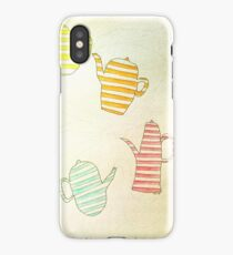 teapots iPhone Case/Skin
