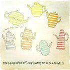 teapots by BellaBark