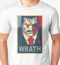 Wrath - Vote For King Bradley Unisex T-Shirt