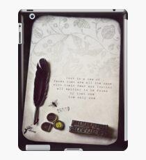 Talking About Love iPad Case/Skin