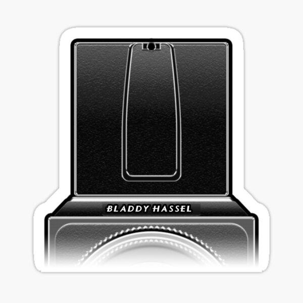 TeeSTAR Bladdy Hassel Sticker