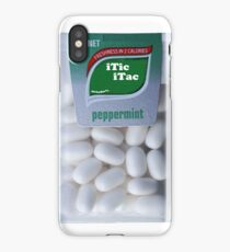iTiciTacs Mint iPhone Case/Skin