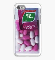 iTiciTacs Strawberry iPhone Case/Skin