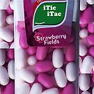 iTiciTacs Strawberry (iPhone5) by PerkyBeans