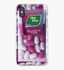 iTiciTacs Strawberry (iPhone5) iPhone Case/Skin
