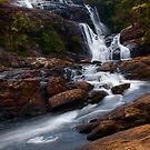 Bakers Fall  IV. Horton Plains National Park. Sri Lanka by JennyRainbow