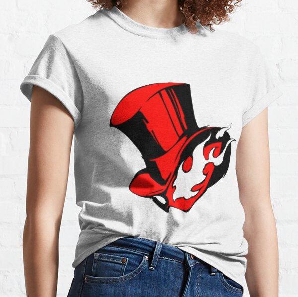 Carte d'appel Persona 5 Royal The Phantom Thieves T-shirt classique