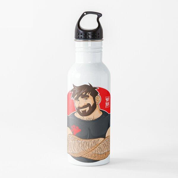 ADAM LIKES CROSSING ARMS Water Bottle