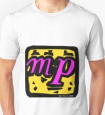 Mezzo Piano Dynamic mp Pink Unisex T-Shirt