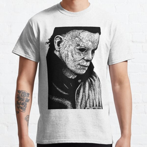 Halloween Micheal Myers Classic T-Shirt