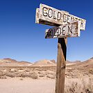 Corner of Golden & Gold Center by Charles Dobbs Photography