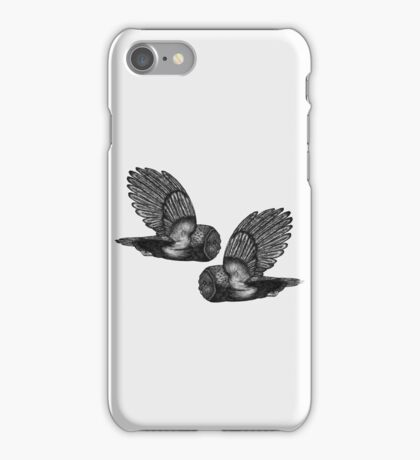 Passing in the Night iPhone Case/Skin