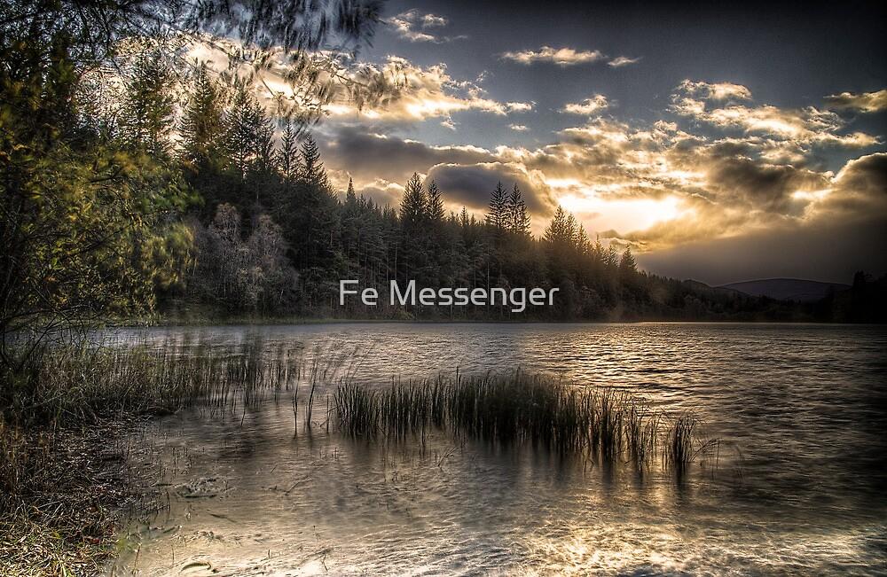 Loch na h-Àirde by Fe Messenger