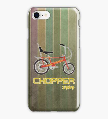 Chopper Bicycle iPhone Case/Skin