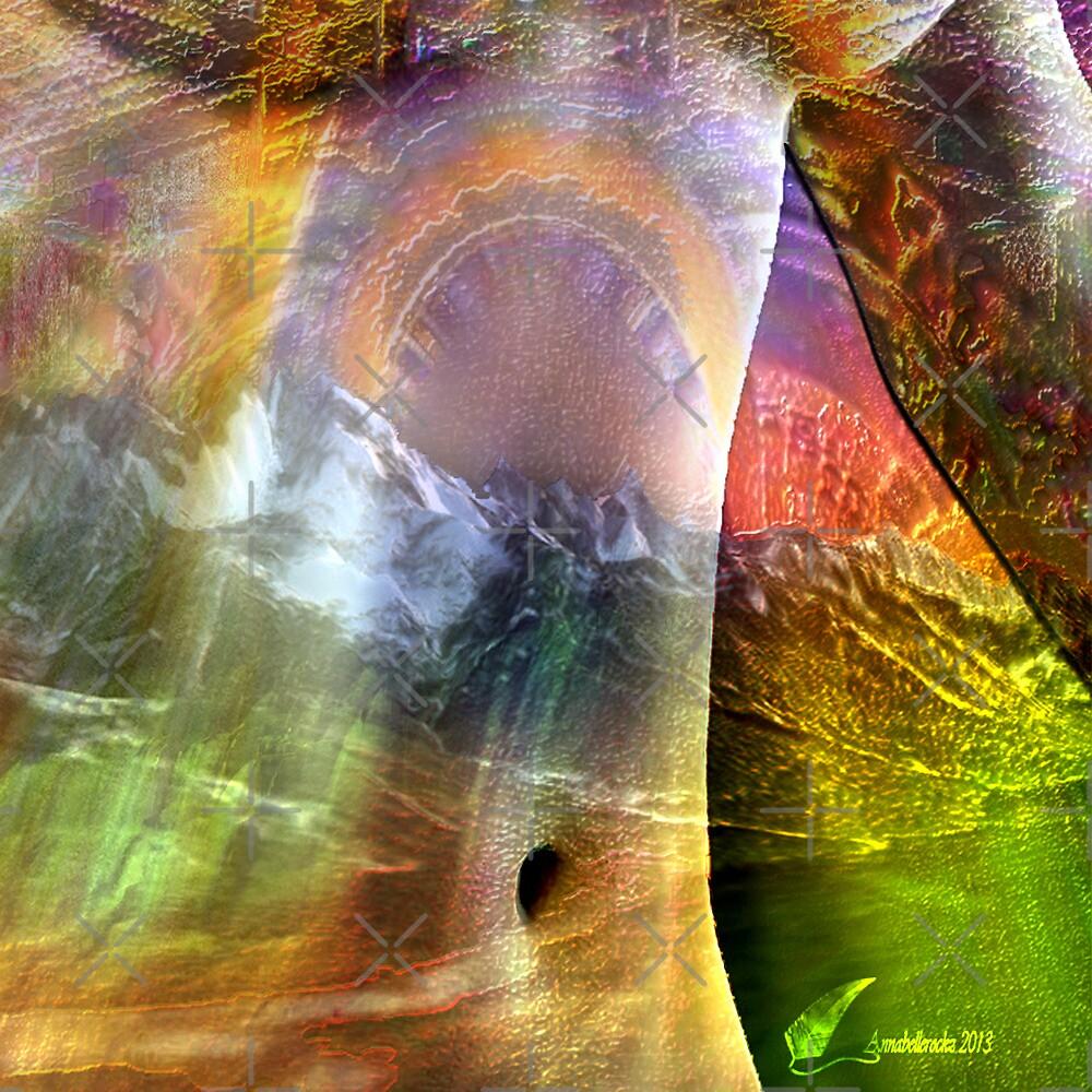 World nipple by Annabellerockz