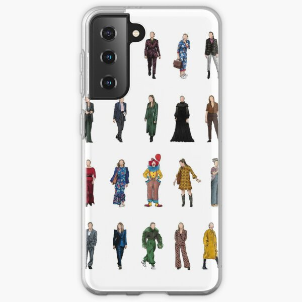 Villanelle all seasons - Killing Eve Samsung Galaxy Soft Case