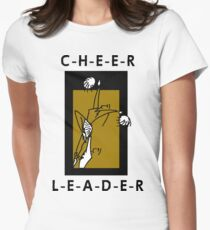 Cheerleader Women's Fitted T-Shirt