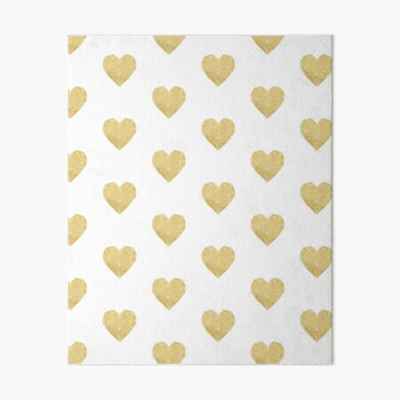Heart  Art Board Print