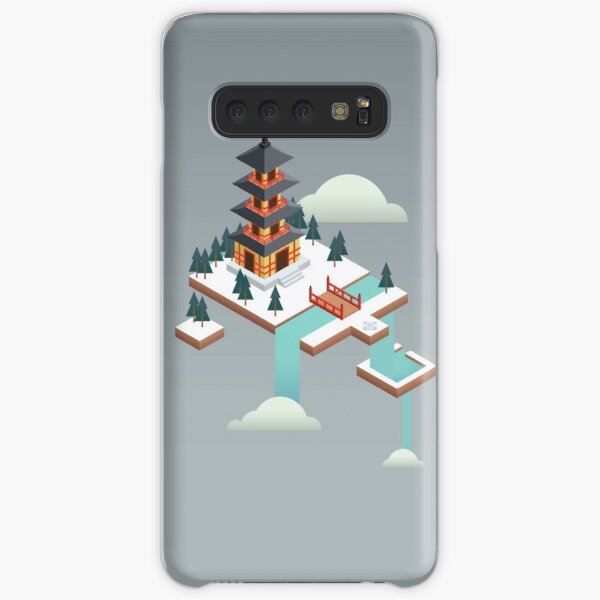 Le temple suspendu Coque rigide Samsung Galaxy