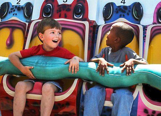 Fun at the Fair!  by Heather Friedman