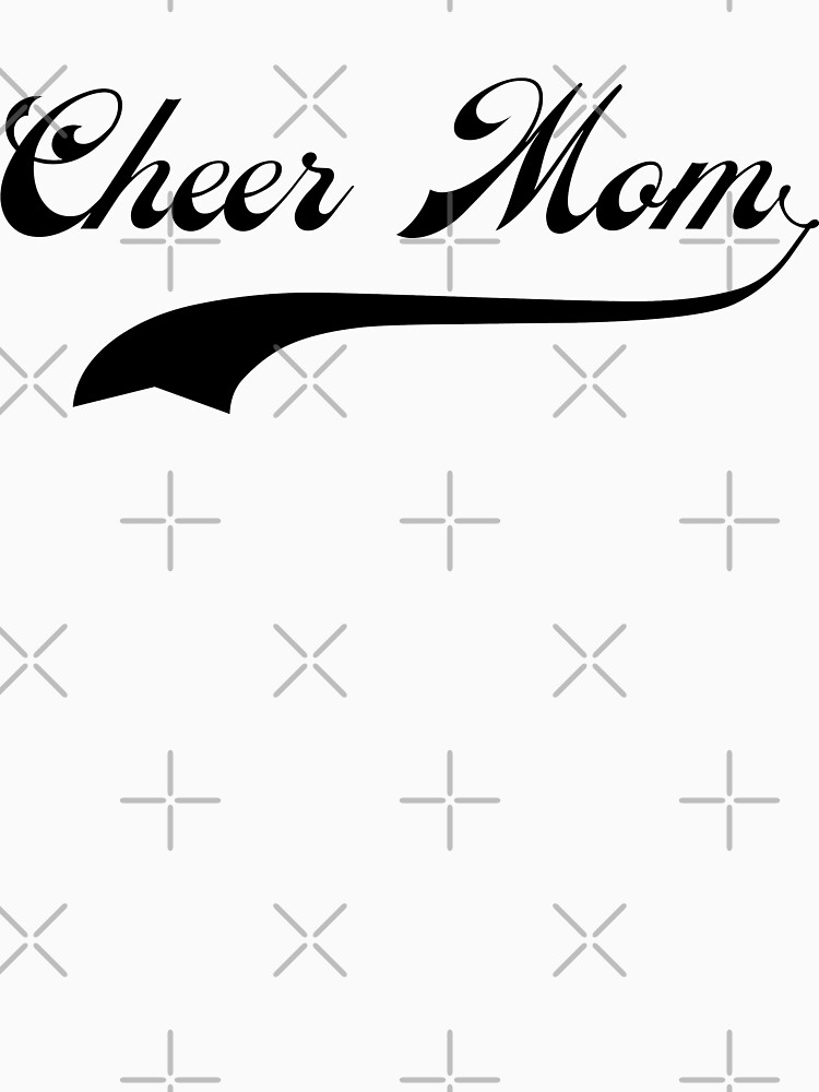 Cheer Mom by SportsT-Shirts