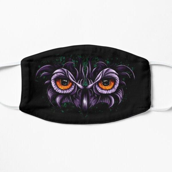 Yeux de hibou Masque sans plis