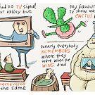 No TV by Ellis Nadler