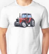 Massey Ferguson 590 Tractor Unisex T-Shirt