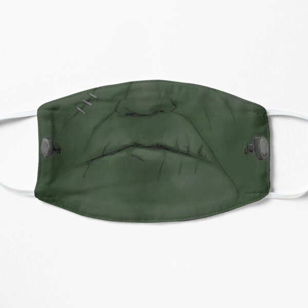 Frankenstein's Monster Mouth Mask