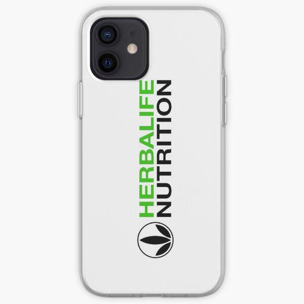 nutrición herbalife Funda blanda para iPhone