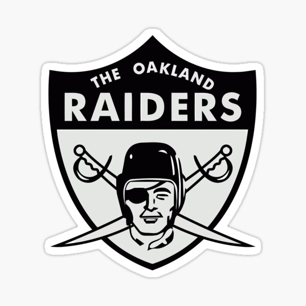 raiders-oakland  Sticker