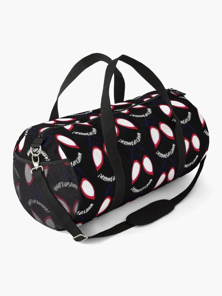 Alternate view of What's Up Danger! Duffle Bag