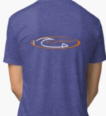 "Logo Surf Energy Movement ""O"" Tri-blend T-Shirt"