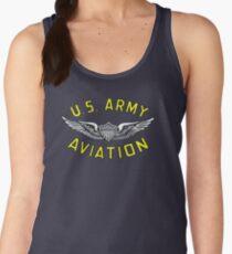 Army Aviation (t-shirt) Women's Tank Top
