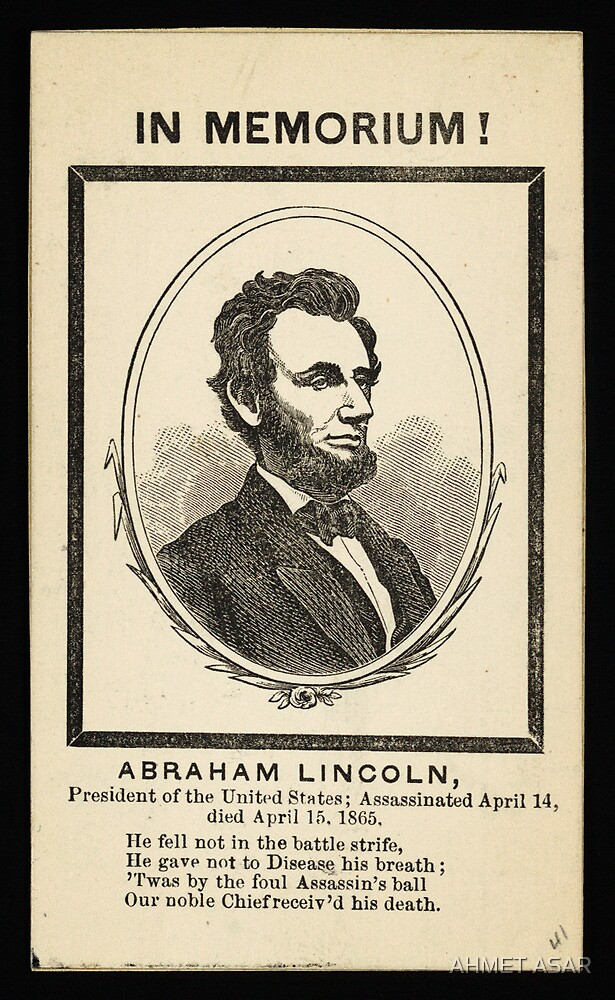 In Memoriam! Abraham Lincoln, President of the United States by MotionAge Media